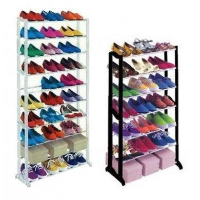 Organising Shoe Rack - Choice Of Colour And Size