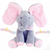 Peekaboo Elephant Musical Plush Toy