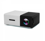 "Home Cinema Projector with 84"" Screen - 3 Colours!"