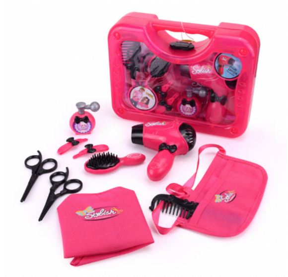 Kids Toy Hair Salon Set
