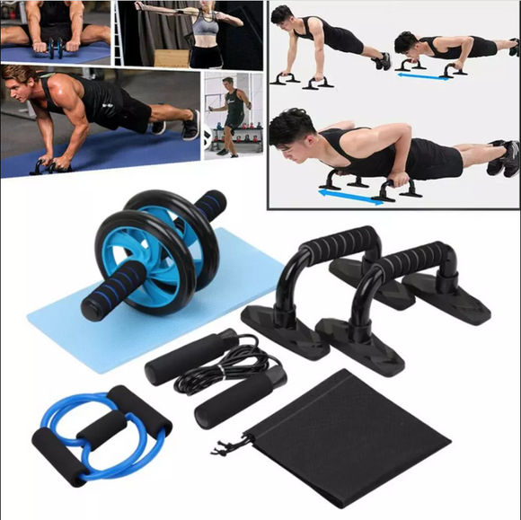 5-in-1 Home Gym Fitness Equipment