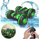 Smart Remote Control Amphibious Car Toy