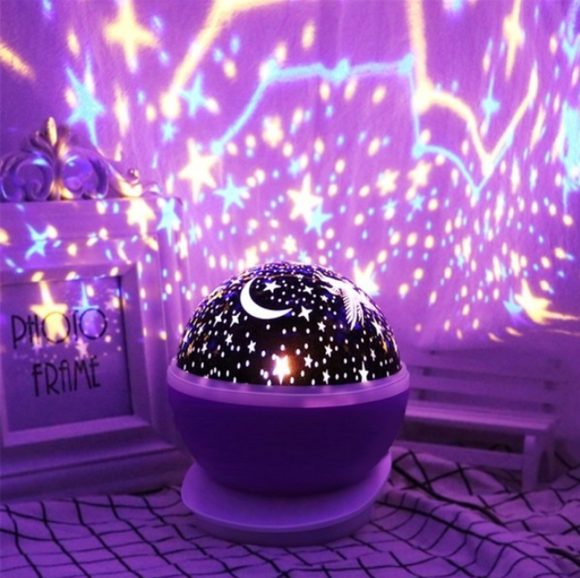 Unicorn Starry Sky Projector - 5 Colours!