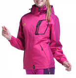 Women's Waterproof Hooded Jacket - 4 Colours