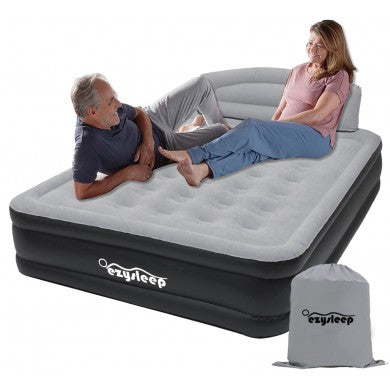 Deluxe Self Inflating Air Bed