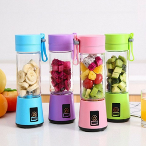 Portable Blender and Smoothie Maker - 4 Colours