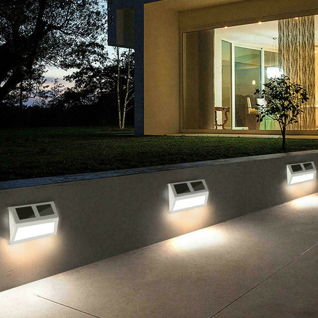 Outdoor Solar Motion Wall Light