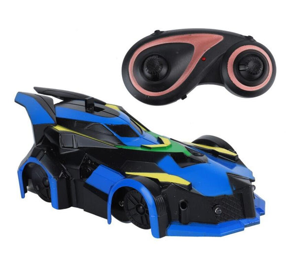 Powerful Wall Climbing Car Toy