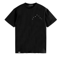 Vintage Melkweg Ship Logo T-Shirt Black