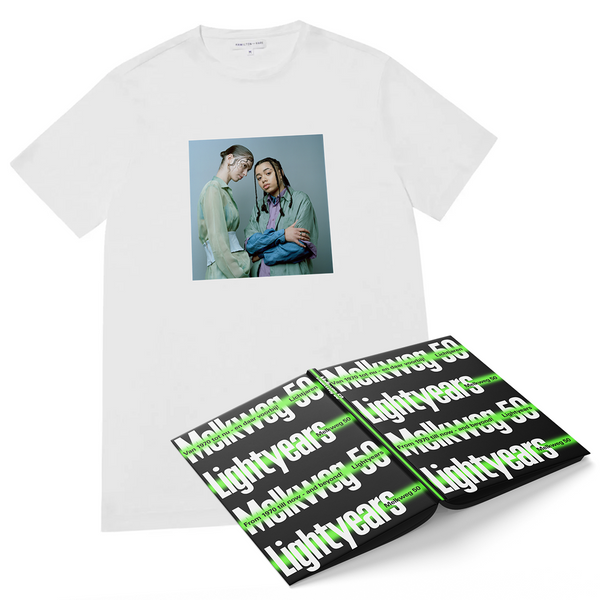 Boek + Starring You Expo T-Shirt (pre-order)