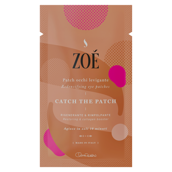 catch the patch - patch occhi levigante