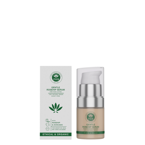 GENTLE Face & Eye Rosehip Serum