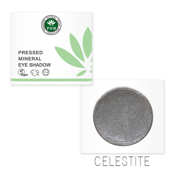 Pressed Mineral Eye Shadow - Celestite