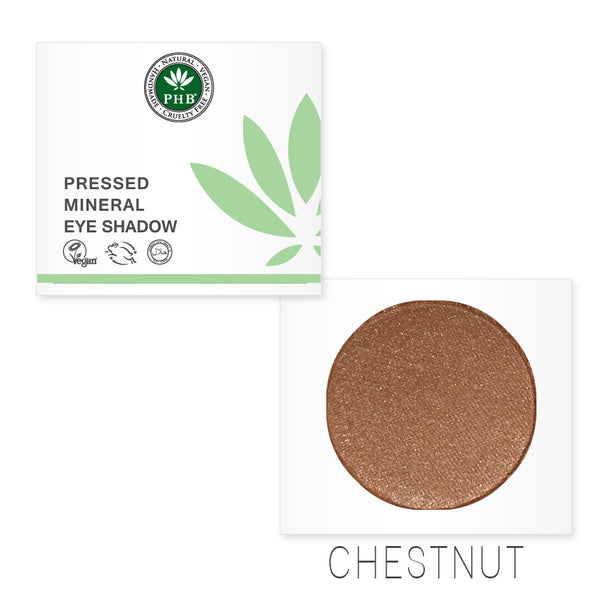 Pressed Mineral Eye Shadow - Chestnut
