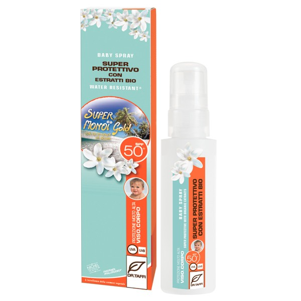 Baby spray SPF 50 - viso & corpo