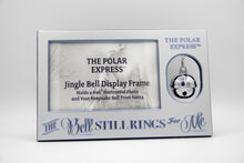 Load image into Gallery viewer, The Polar Express Jingle Bell Display Frame