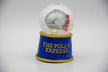 Load image into Gallery viewer, The Polar Express Lighted Snow Globe Bell