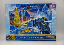 Load image into Gallery viewer, The Polar Express Glow in the Dark Puzzle