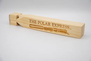 The Polar Express Wood Train Whistle