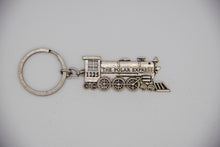 Load image into Gallery viewer, The Polar Express Train Keychain