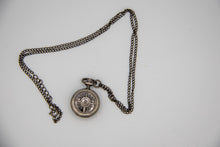 Load image into Gallery viewer, The Polar Express Pendant Watch Necklace