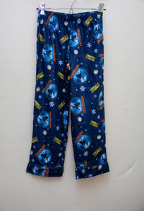 The Polar Express Pajamas Set