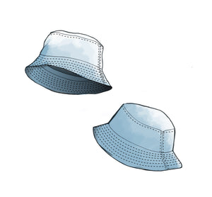 Venus Bucket Hat Sewing Kit