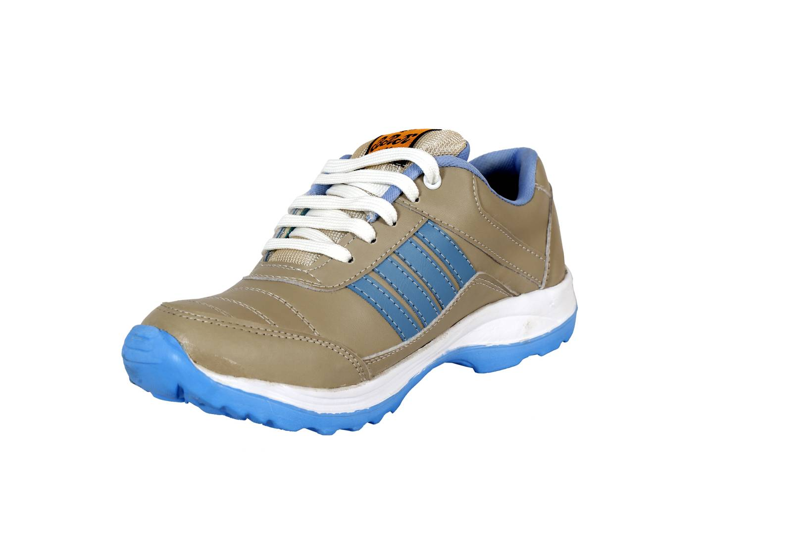 Men's Brown Stylish Sports Running Shoe