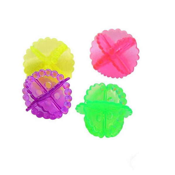 205 Laundry Washing Ball, Wash Without Detergent (4pcs)