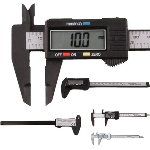 450 LCD Screen Digital Caliper (6 inch)