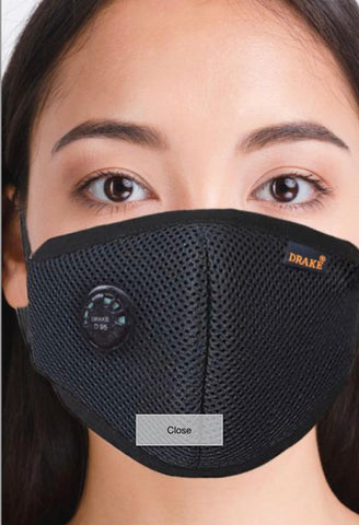 Smart Mask with Bluetooth