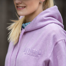 Laden Sie das Bild in den Galerie-Viewer, Hoodie - light lilac - Biniebo