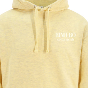 Hoodie - light yellow - Biniebo