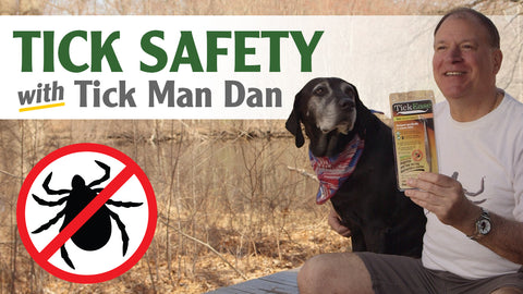 Tick Safety with Tick Man Dan