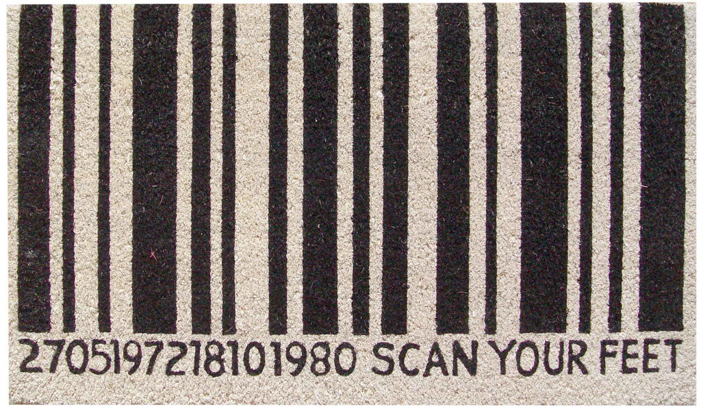 Scan your feet