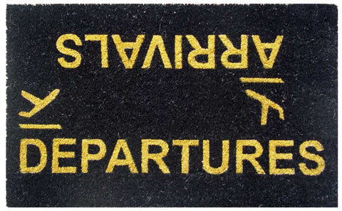 Aviation Humour Doormat