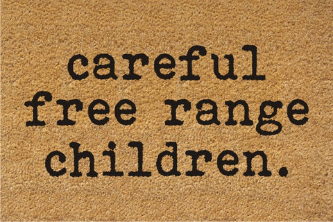 Free Range Children