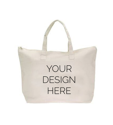 Customized Canvas Bag - Travel