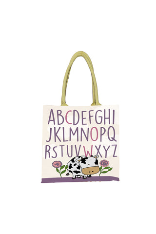 Children Alphabet Bag