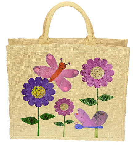 Children Butterflies Bag