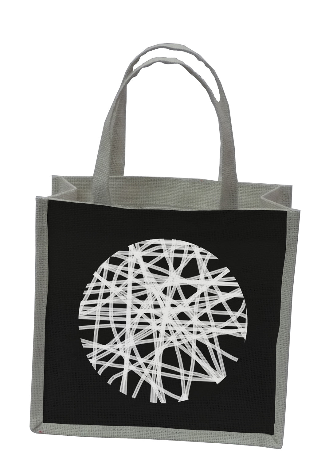 Abstract Circle 1 Bag