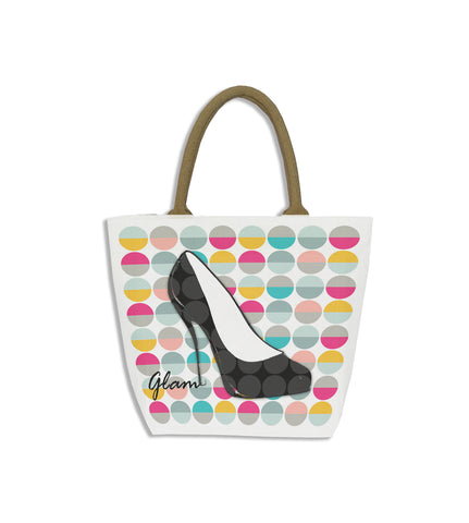 Glam Shoes Fashion Bag