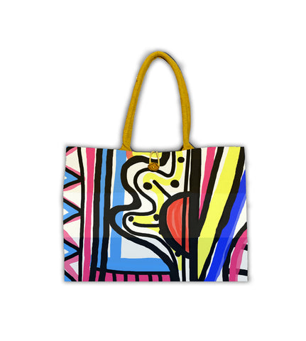 Colorful Abstract Bags