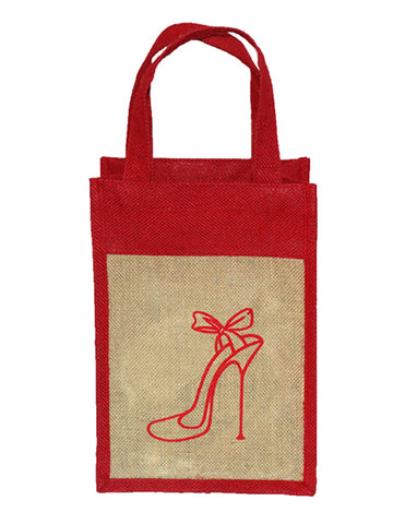 Red Shoe II Bag