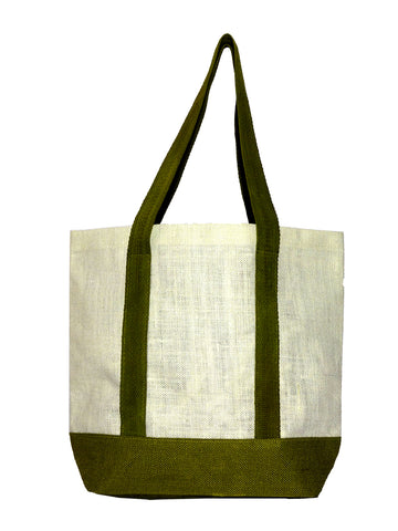 Natural & Green Bag