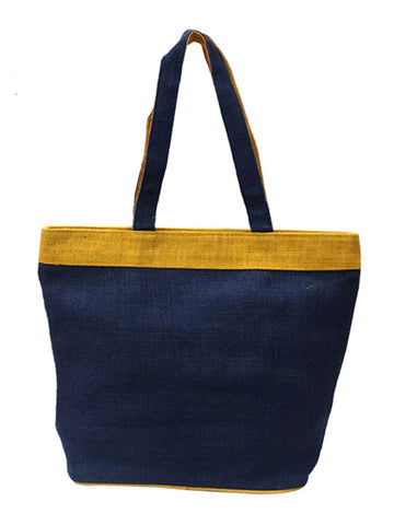 Blue & Yellow Bag