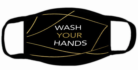 Wash Your Hands Mask