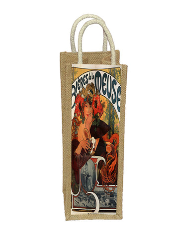 Museum Collection 11 Wine Bag