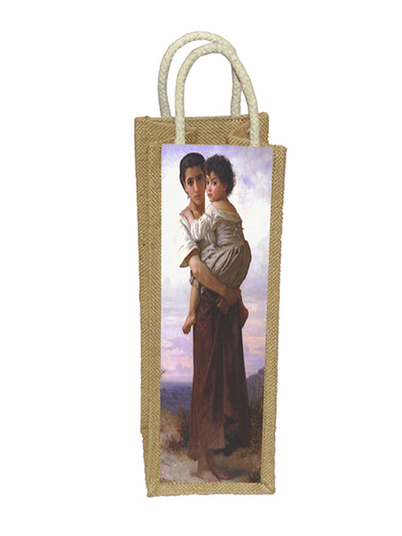 Museum Collection 2 Wine Bag