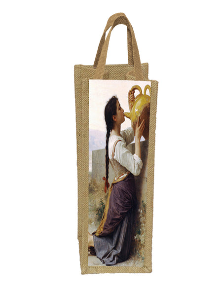 Museum Collection 4 Wine Bag